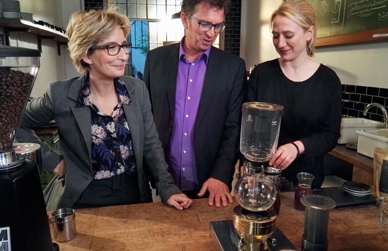 Yvonne Willicks hat 10 Tipps für den nachhaltig leckeren Kaffee-Genuss