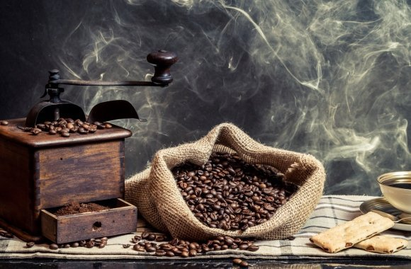 Altes Handwerk neu entdeckt: die Kaffeerösterei