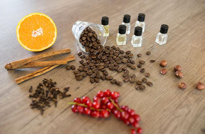 Die Aromen von Kaffee sind vielfältig. Die Geschmacksnoten bringen Experten auf den Trichter © www.strohwasser-licht.de