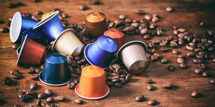Kaffeekapseln ein zweites Leben schenken
