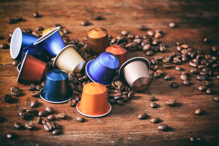 Kaffeekapseln recyceln