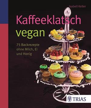 Mehr leckere Rezepte finden Sie im Buch Kaffeeklatsch vegan von Isabell Keller, erschienen im TRIAS-Verlag. © Meike Bergmann