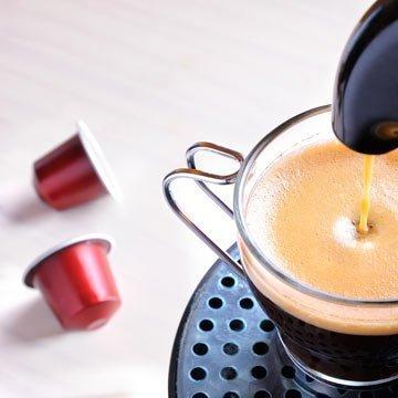 So kann man sogar mit Kapselkaffee Ressourcen schonen
