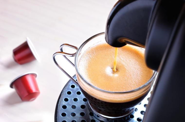 So schonen Sie mit Kapselkaffee Ressourcen
