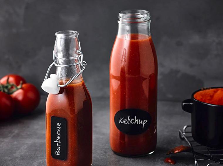 Rezept: selbstgemachtes Ketchup