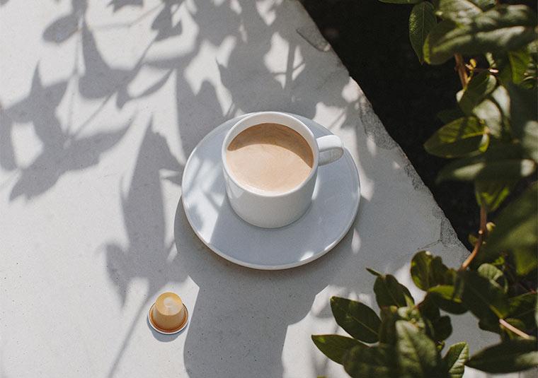 Klimaneutraler Kaffee