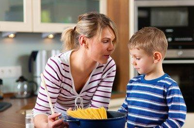 Aller Anfang ist schwer: Tipps, Tricks und Rezepte für Kinder