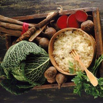 Mit Kohl aus deutschen Landen variantenreich und gesund essen