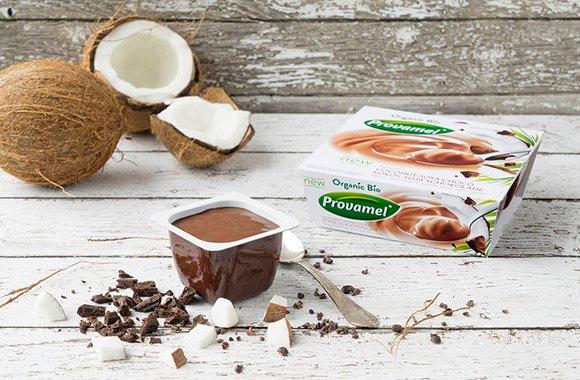 Köstliches Kokos - vegane Genussprodukte