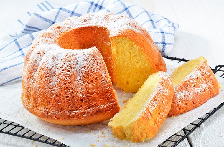 Auch Kuchen darf man sich bei einer gesunden Ernährung einmal gönnen