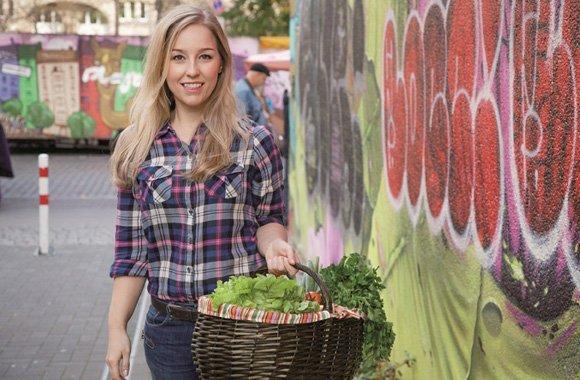Wellness & Vegan: La Veganista kocht bei Wasnerin