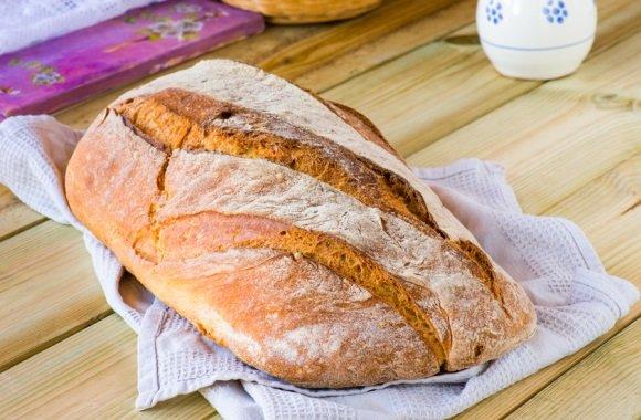 Brot backen wie auf dem Land