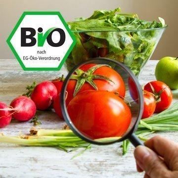 Liste der Schadstoffe in Bio-Lebensmitteln