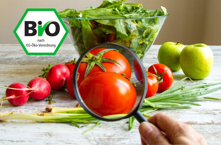 Diese Lebensmittelzusätze stecken in Bio-Produkten