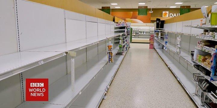 Wie Corona die Nahrungsmittelversorgung verändert hat