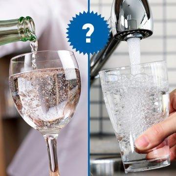 Mineral- oder Leitungswasser: Welches Wasser kann man noch trinken?