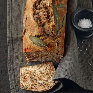 Brot mit Belugalinsen Rezept