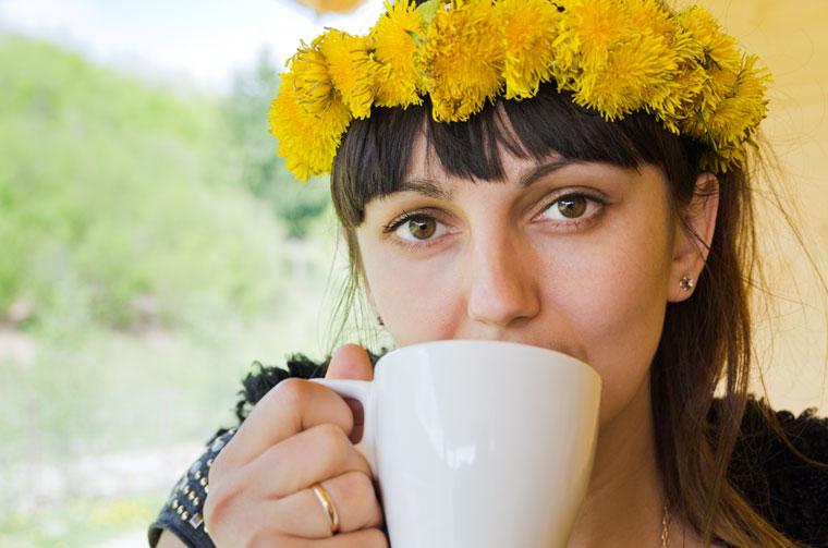 Löwenzahn Kaffee