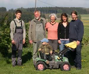 Öma Leupolz Familie Lorenz
