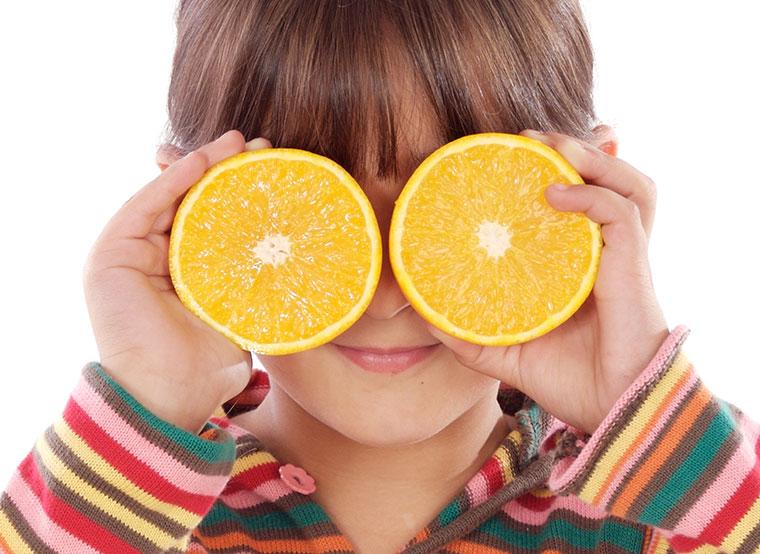 Vitamine für die Kleinen