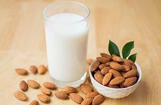 Rezept für Mandelmilch