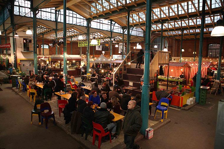 Markthalle Neun Berlin-Kreuzberg