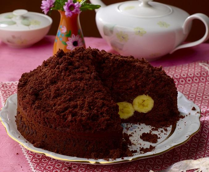 Leckerer Schokoladiger Maulwurfkuchen © Meike Bergmann