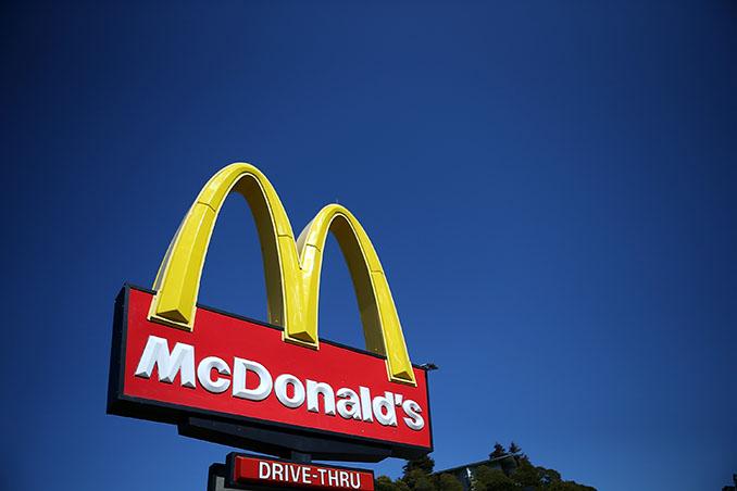 McDonald's unter einem Dach mit Günter Wallraff? ©Justin Sullivan/iStock/Thinkstock