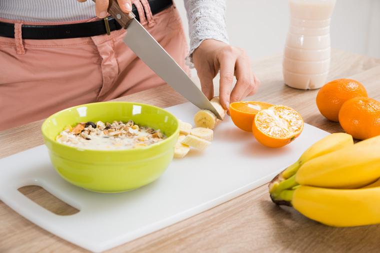 Gesundes Frühstück: schnelles und leckeres Müsli selber machen