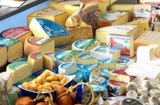 Käse von langer Hand gefertigt - natürlich ökologisch!