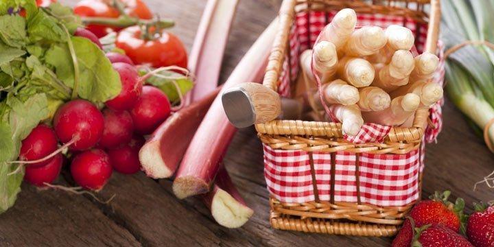 So bleiben saisonales Obst und Gemüse im Mai länger frisch