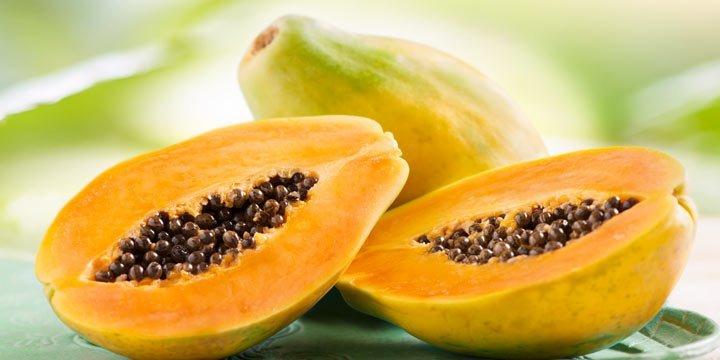 Superfrucht Papaya - die Power steckt im Kern