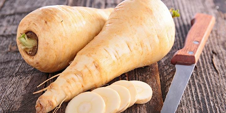 Vitaminreiche Pastinake: Zwei super leckere Pastinaken Rezepte