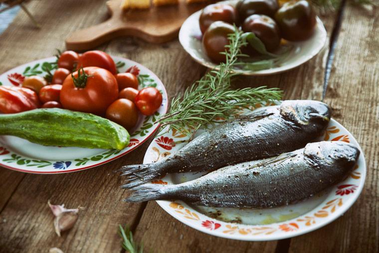 Bei Pescetarier gehört Fisch hin und wieder auf dem Speiseplan