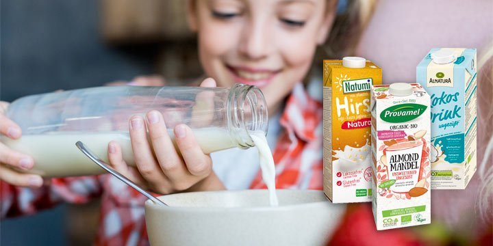 Milchersatz Test: Die besten veganen Milchalternativen