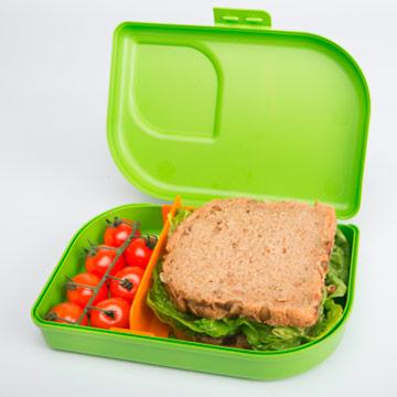 So gelingt die plastikfreie Mittagspause