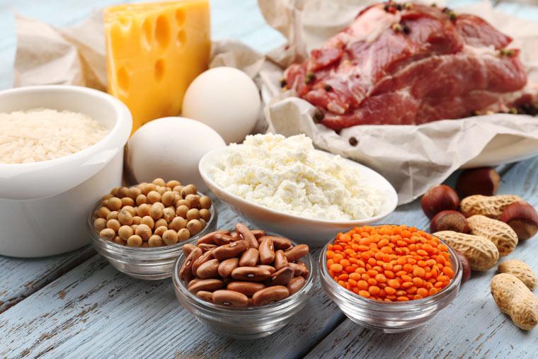 So wichtige sind Proteine für eine gesunde Ernährung