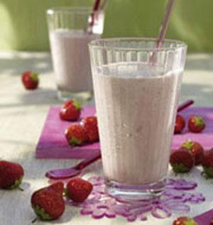 Erdbeer-Drink#