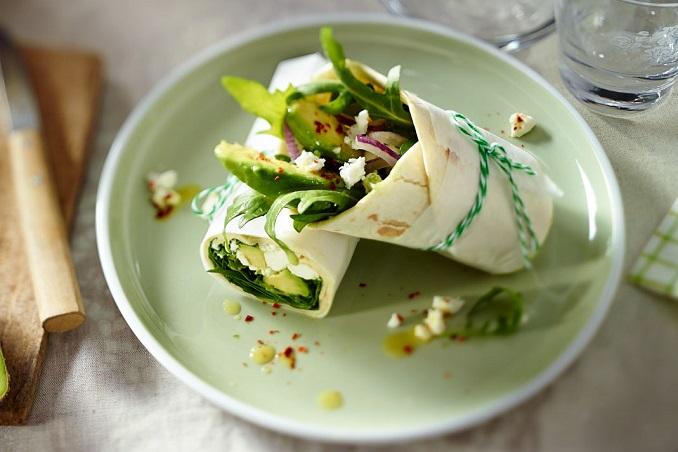 Lecker und gesund: Der Burrito © REWE