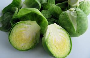 Gemüse macht fit Rosenkohl