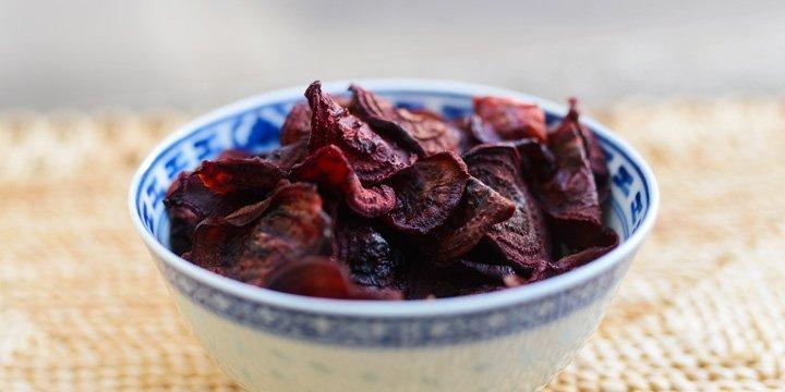 Rezepte und Ideen für selbstgemachte Gemüsechips