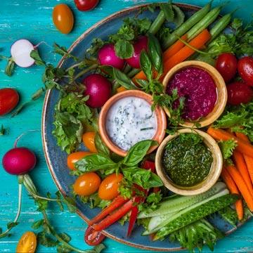 Rezept Tipps Leichte Sommersalate