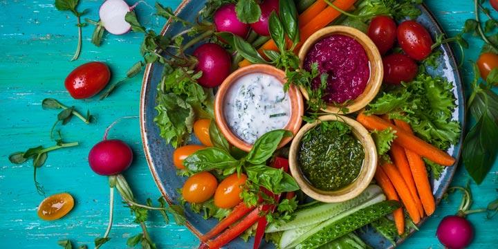 So sieht der perfekte Salat aus