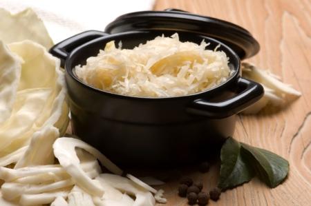 Warum Sauerkraut so gesund ist, kalorienarm und Sauerkraut mit Spaghetti