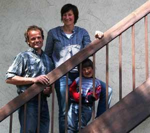 Öma Leupolz Familie Schnell Birk