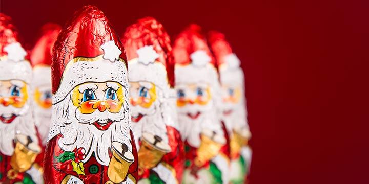 Schokoladen Nikolaus im Test: Minuspunkte für beliebte Marken