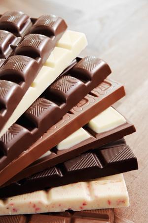 Schokoladentafeln