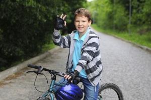 Mit dem Fahrrad sicher unterwegs ©iStock