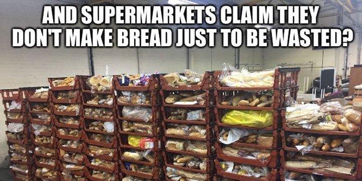 Sharehouse verkauft abgelaufene Lebensmittel