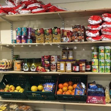 Das Sharehouse verkauft abgelaufene Lebensmittel